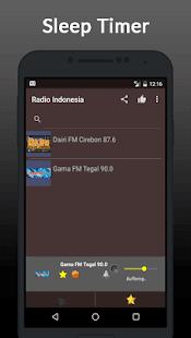 Radio Online Indonesia - náhled