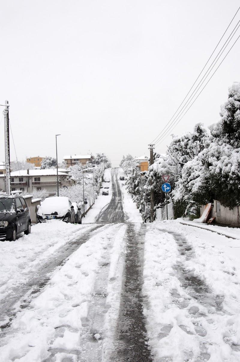 My street di Cifellina