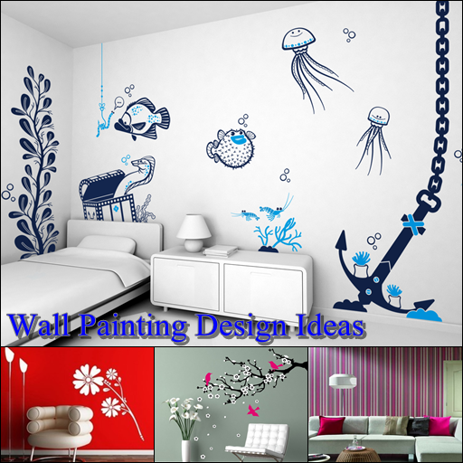 wall painting design ideas android apps on google play