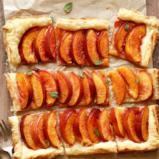 Nectarine Tart Puff Pastry Recipes
