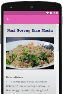 Nasi Goreng Sedap for PC-Windows 7,8,10 and Mac apk screenshot 3