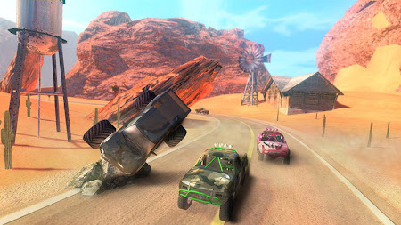 Dirt Truck 4x4 Offroad Racing 1.3 screenshot 91632