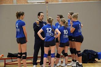 Photo: Volleybal ploeg Hasselt DVH