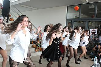 Photo: As músicas assustadoras fizeram parte das escolhas dos alunos
