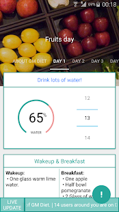 Indian weight loss GM Diet- screenshot thumbnail
