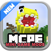 Mini Game MODS For MC