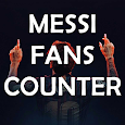 Messi Fans Counter icon
