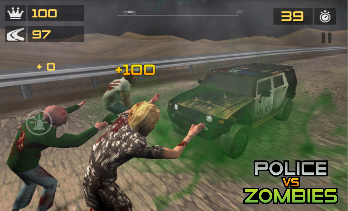 Game Where You Drive A Car And Kill Zombies
