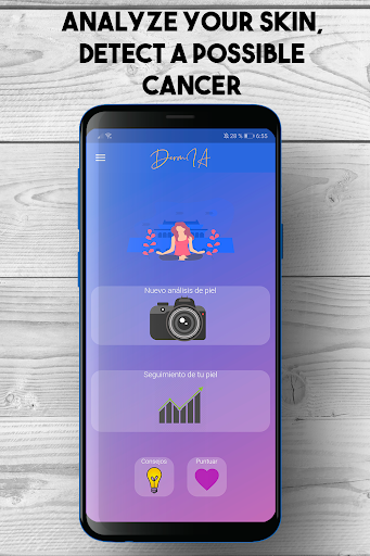DermIA Pro screenshot for Android