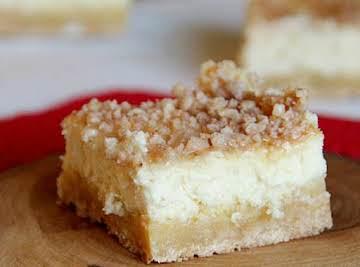 Cheesecake Sugar Cookie bars by Freda