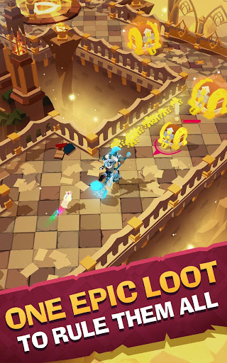 The Mighty Quest for Epic Loot - screenshot