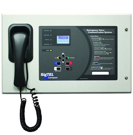 SigTEL ECU-16 | Svarsapparat 16-linjer