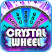 Crystal Wheel Slotss Free Icon