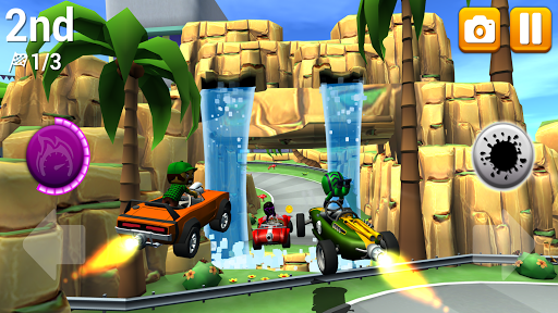 Rev Heads Rally android2mod screenshots 4