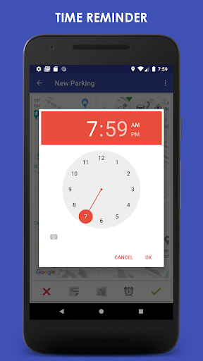ParKing Premium: Find my car - Automatic screenshots 2