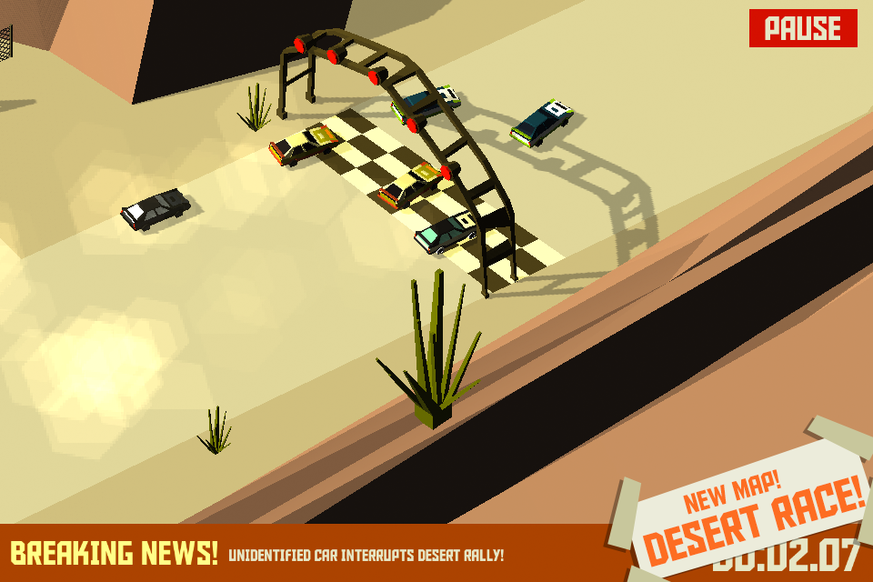 Pako - Car Chase Simulator screenshot #24