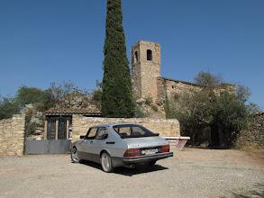 Photo: CySaab à Montsonis (Espagne)