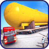 Oversized Cargo Transporter Truck Simulator 2018 Android APK Download Free By Phosphenes Games