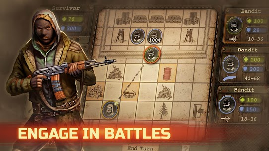 Day R Survival Premium Mod Apk [Unlimited Caps + Free Craft] 3