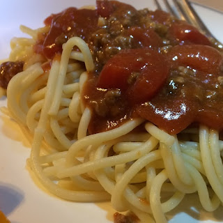 Spaghetti Balinese Recipe