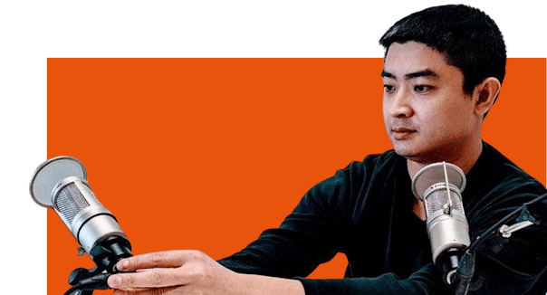 Woon Tan Podcast Interviewing 2