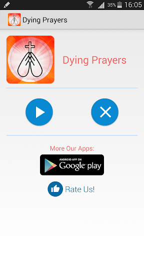 Dying Prayers