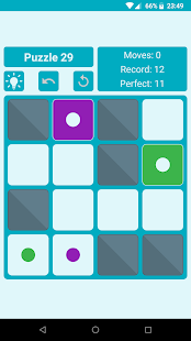 Match Tiles - Sliding Puzzle Game Screenshot