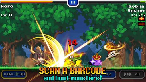 Barcode Knight Ad Version