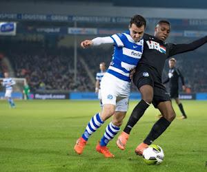 """Jonge Belg: """"Doorbreken bij AA Gent of in de Eredivisie"""""""