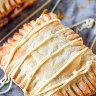 {30 Minute} Cranberry and Orange Hand Pies