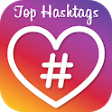 Hashtags for Social Media icon