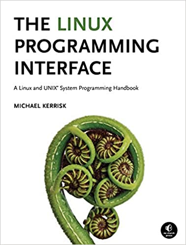 The Linux Programming Interface book cover