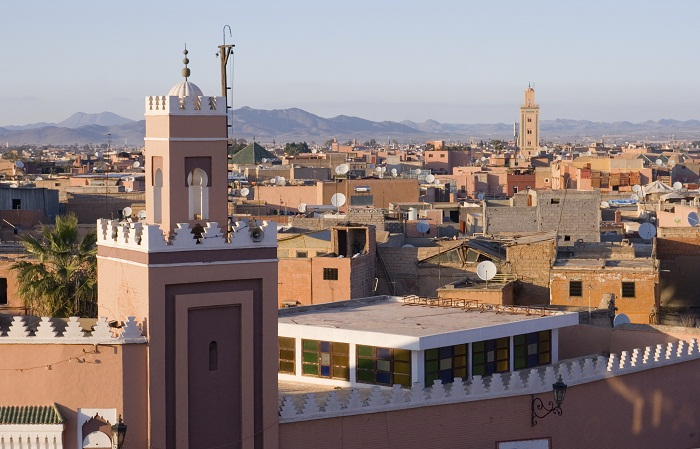 Marrakech is considered the most important of Morocco's four former imperial cities and is rich in history and culture. Picture: SUPPLIED