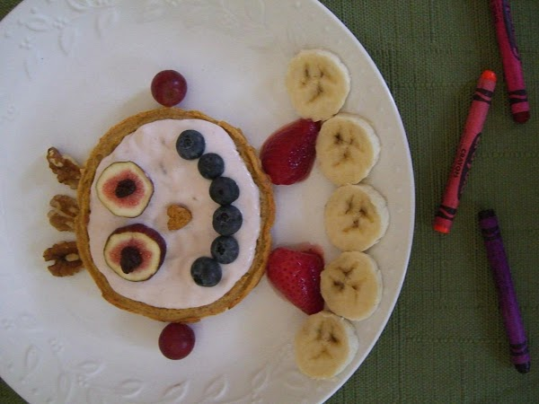 Enjoy for a fun, delicious, and nutritious breakfast!