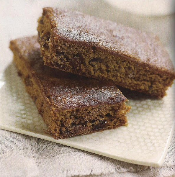 Hermit Bars From The Fat Witch Recipe