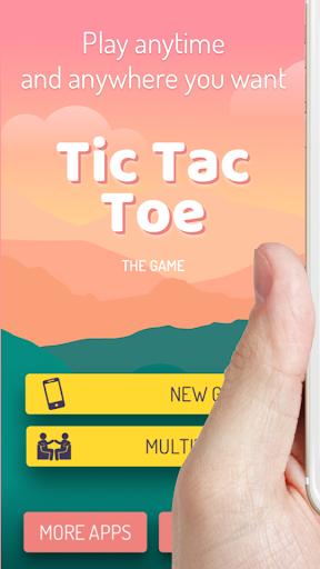 Tic Tac Toe x-o game 1.2 screenshots 1