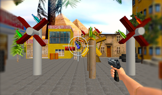 Real Bottle Shooter Game 9