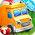 Kids vehicles in sandbox PRO icon