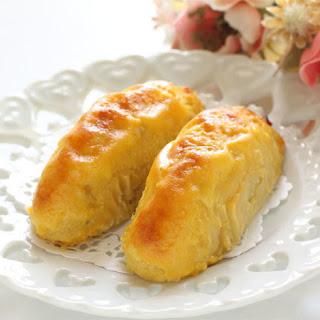 Japanese Double Baked Sweet Potato.