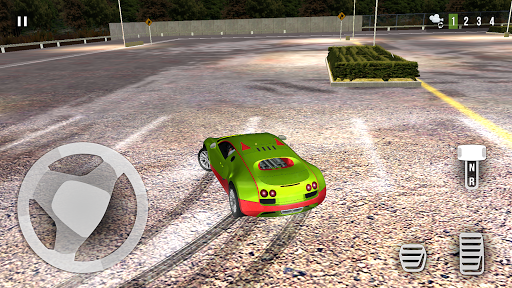 Car Parking 3D: Super Sport Car 4 3