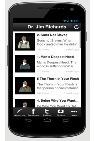 Dr. Jim Richards- screenshot