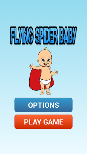 FLYING SPIDER BABY