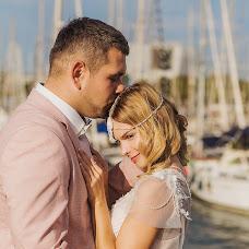 Wedding photographer Sergey Nadulich (minskstyle87). Photo of 31.08.2017