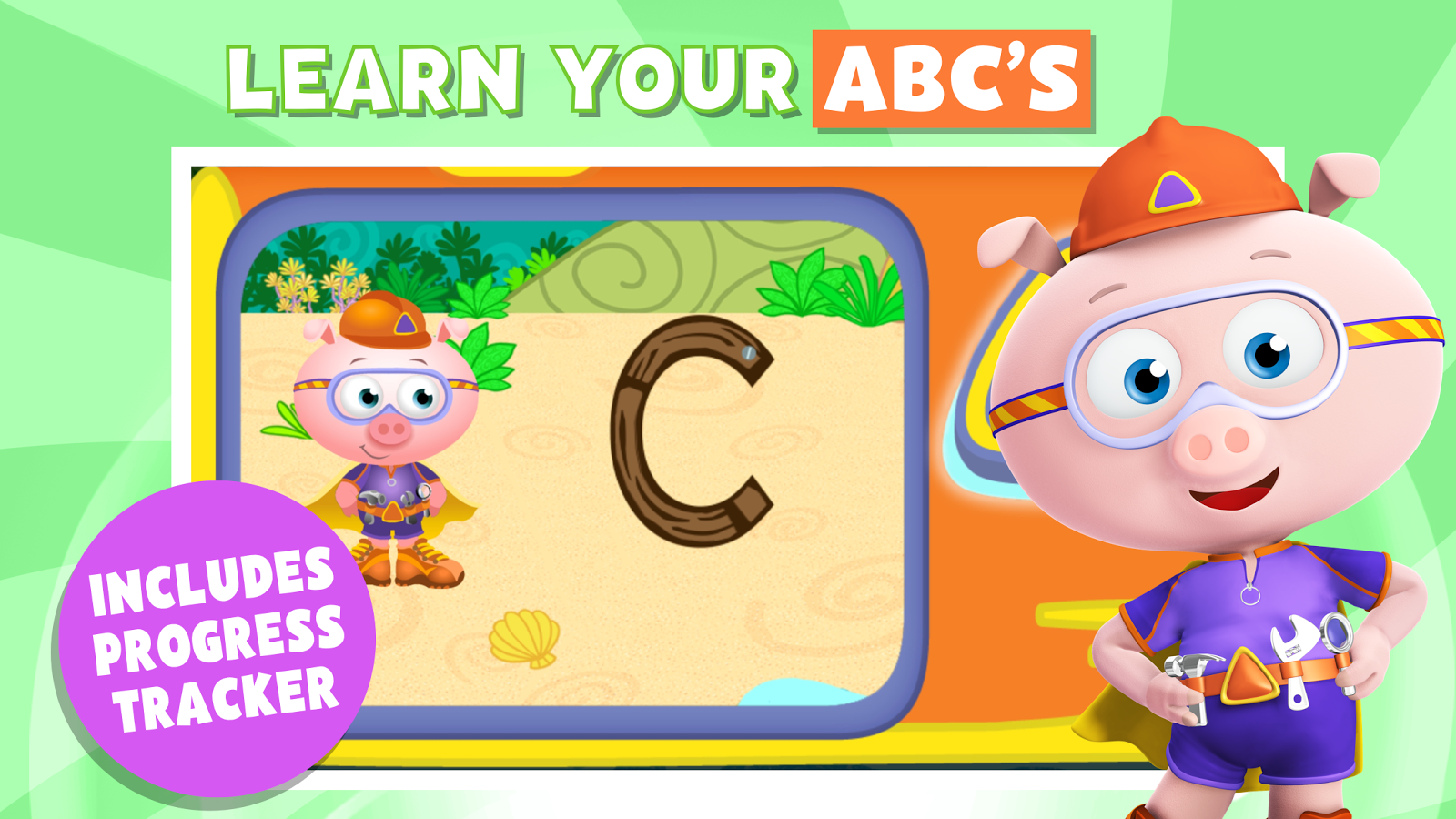 Super Why! ABC Adventures- screenshot