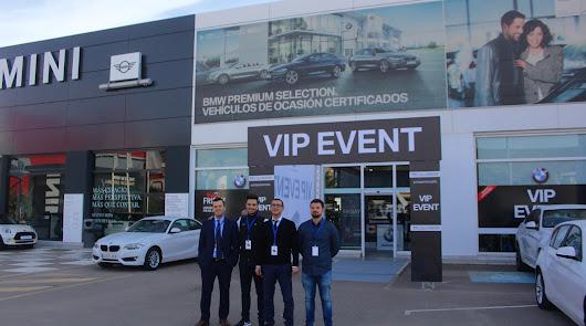 Presentados el Vip Event de BMW y Black Friday de MINI