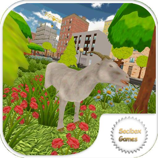 Crazy Goat Simulator