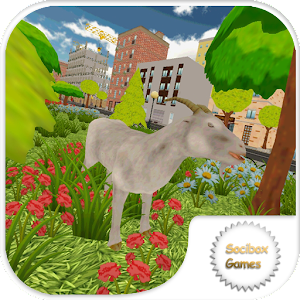 Crazy Goat Simulator for PC and MAC