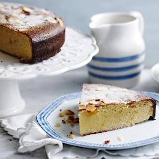 Gluten-free Apple And Almond Cake.
