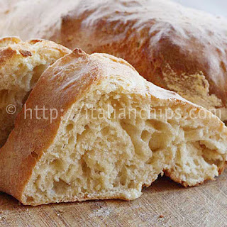 A 2½ Hours No Knead Bread Recipe