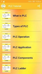 PLC Tutorial - náhled